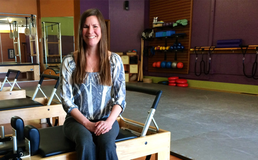 Elixir Pilates & Wellness calls Ridge at 38 home