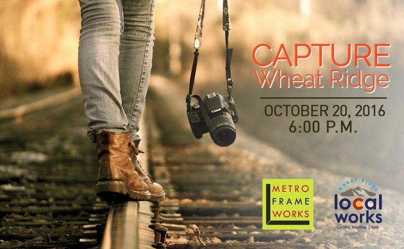 2017 Capture Wheat Ridge Photo Contest