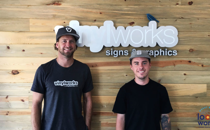 VinylWorks: Cultivating Greatness One Client at a Time